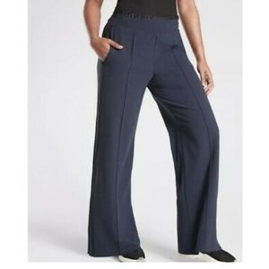 Athleta Metropolis Wide Leg Pants